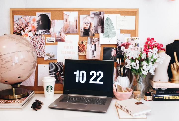 Créer un mood board inspirant pour atteindre tes objectifs et réaliser tesrêves