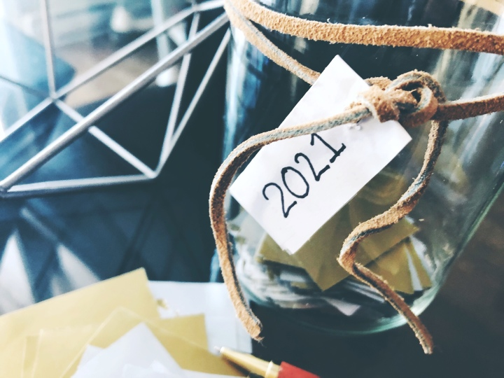 Semer de beaux souvenirs toute l'année grâce au pot degratitude